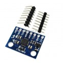 MPU 6050 GY-521 3 Axis Gyro Accelerometer Sensor Module Arduino
