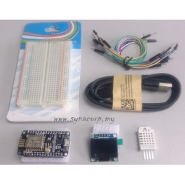 IOT Starter Kit NODEMCU I2C ESP8266