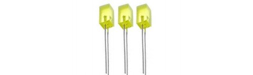 5mm Square LED