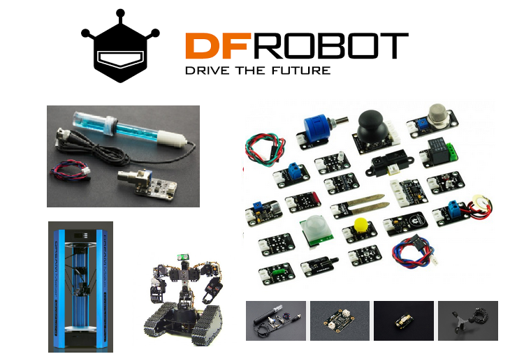 DFRobot Distibutorship