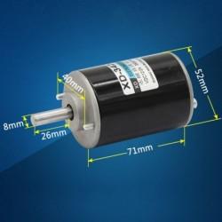 XD-3420 Permanent Magnet DC...