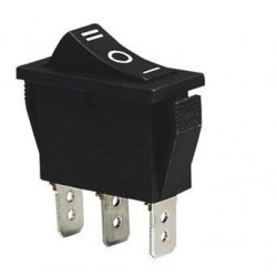 Rocker Switch On-Off-On SPDT