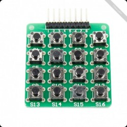 4x4 Matrix Keyboard Module...