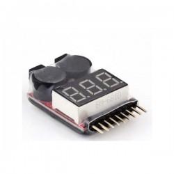 1S-8S Lipo Battery Voltage...