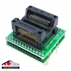 SOP28 to DIP28 Converter