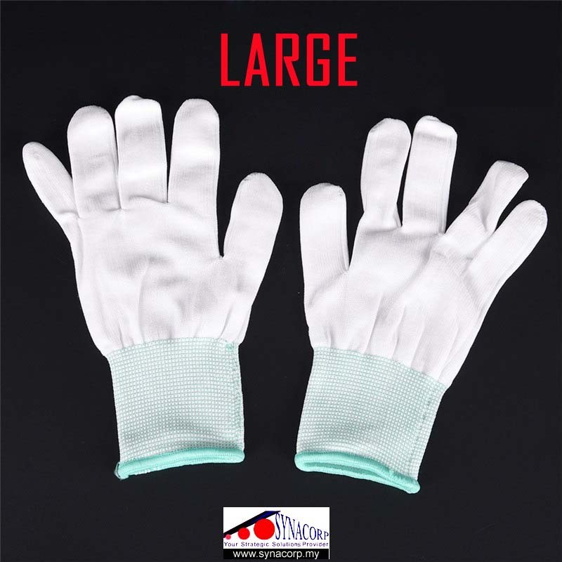 Anti Static Antiskid Glove ESD Electronic Labor Worker Computer Phone RepairNYF