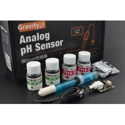 Gravity: Analog pH Sensor /...