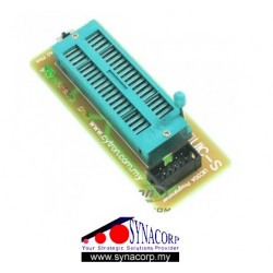 UIC-S ICSP Programmer Socket