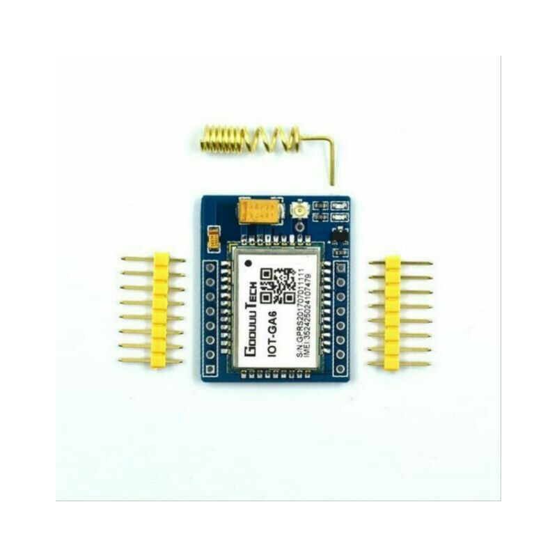 GA6 Mini GPRS / GSM Module A6 SMS / Voice Development Board for Arduino &  Raspberry