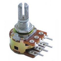 Double Potentiometer