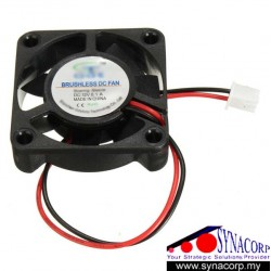 Brushless DC Fan 12V