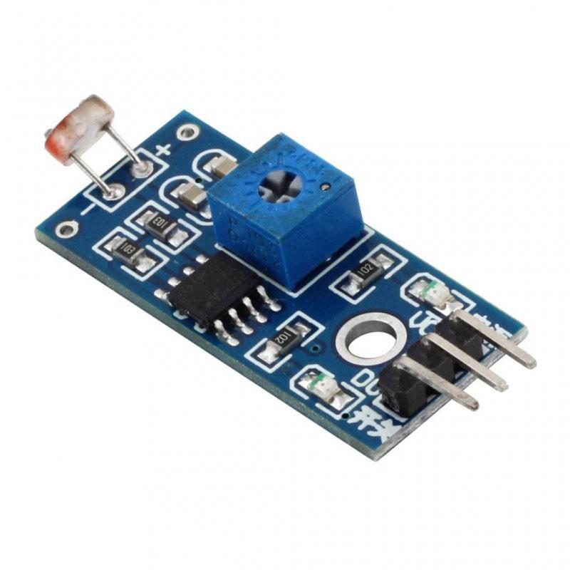 SN-LIGHT-MOD: Light Sensor Module