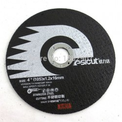 "Esicut 4"" Stainless Steel..."