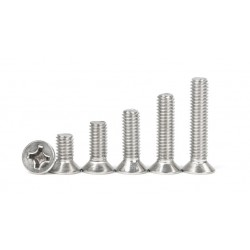 M3 Screw (CSK) Stainless Steel
