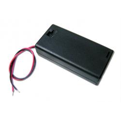 2xAAA Holder Battery c/w...