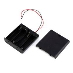 4xAAA Holder Battery c/w...