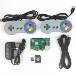 Raspberry Pi Retropie Game Kit