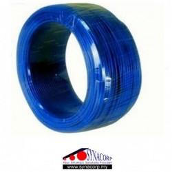 PVC auto wire 14/0.26 Blue...