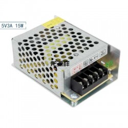 5V / 3A / 15W Switching...
