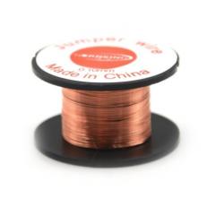 Enameled copper soldering...