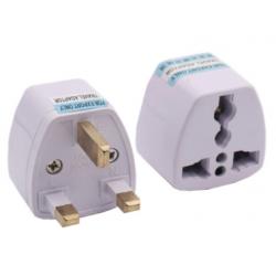 Universal 3pin Plug Travel...