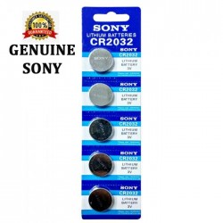 Sony CR2032 Lithium Battery...