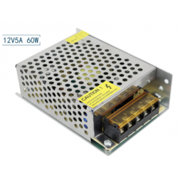 12V / 5A / 60W Switching...