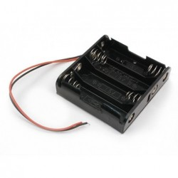 4xAA Holder Battery