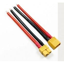 Lipo Battery XT60 Plug 10cm...