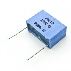 Metal Film Capacitors 63V /...