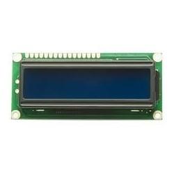 LCD (16x2) - Blue