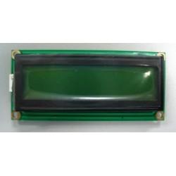 Serial LCD (16x2) SPI