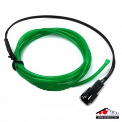 EL Wire - Green 1m