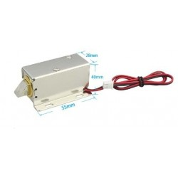 24VDC Solenoid Door Lock
