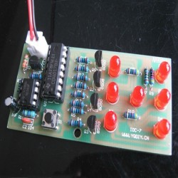 STS-05 Electronic Dice DIY Kit