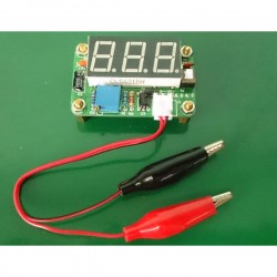 STS-08 Voltmeter DIY Kit