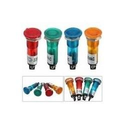 10mm / 220VAC Indicator Lamp