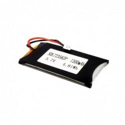 3.7V / 1300mAH LIPO Battery
